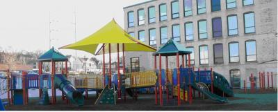 Abbey Kelly Foster Charter School Playground